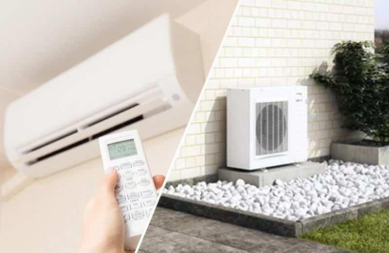 Choisir entre climatisation réversible et pompe à chaleur réversible