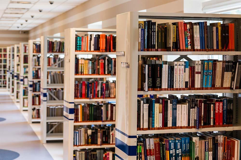 7 Idées de bibliothèques tendances