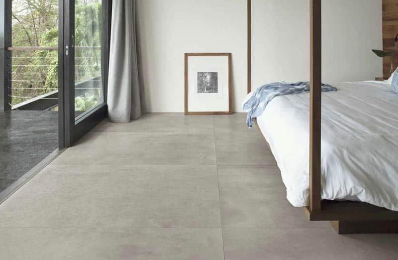 Choisir du carrelage comme revêtement de sol dans une chambre
