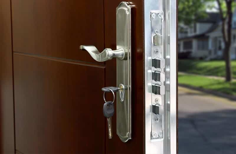 Quelle porte blindée choisir pour protéger sa maison ?