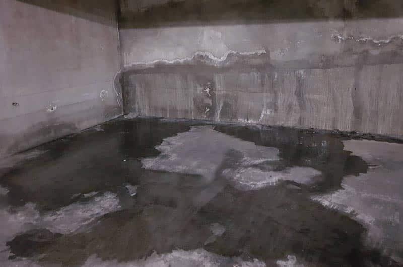 Comment traiter l'humidité d'un sous-sol ?
