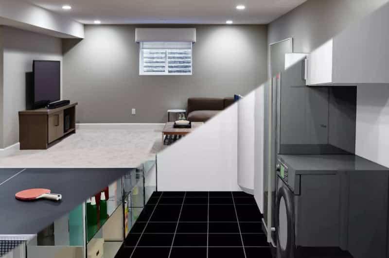 Aménager un sous-sol humide selon son utilisation
