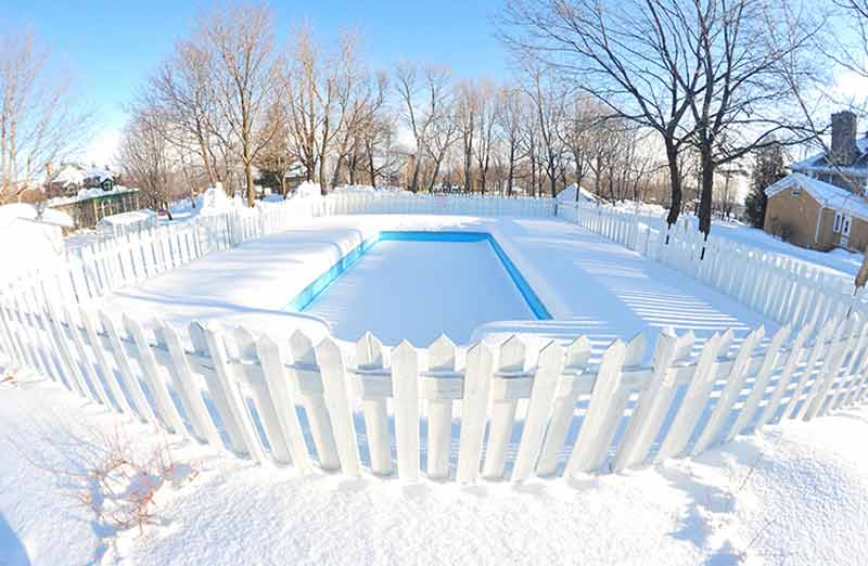 10 astuces pour bien hiverner sa piscine