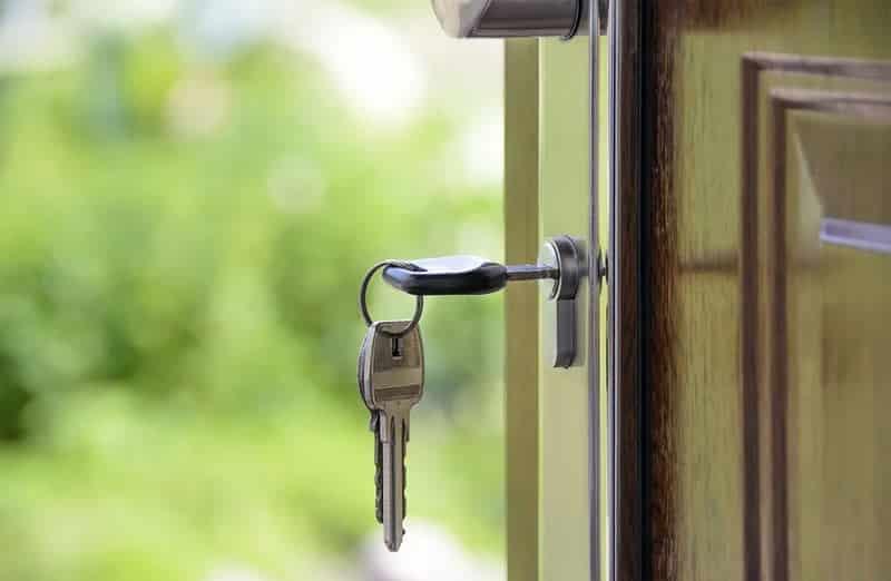 Choisir un nouveau barillet de porte d'entrée