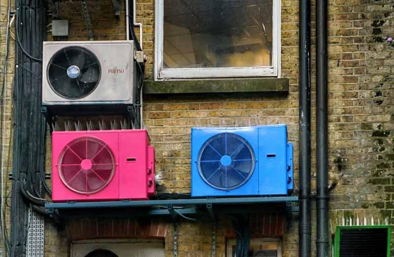 La hauteur idéale pour poser un climatiseur