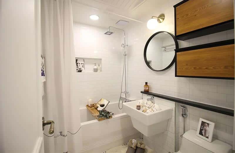 À quelle hauteur placer ses meubles dans une salle de bain ?