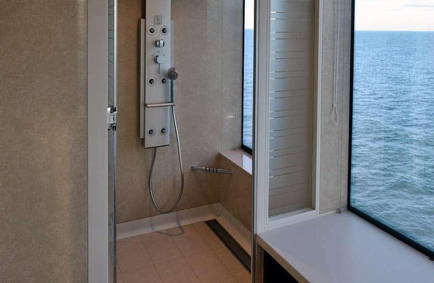 Quel carrelage pour une douche à l'italienne ?