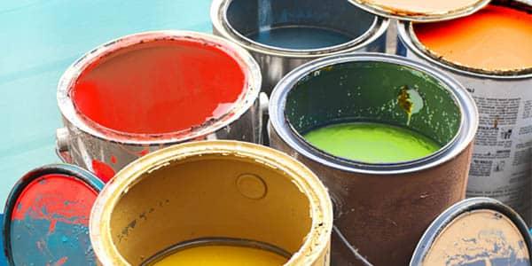 Comment conserver des pots de peinture entamés ?