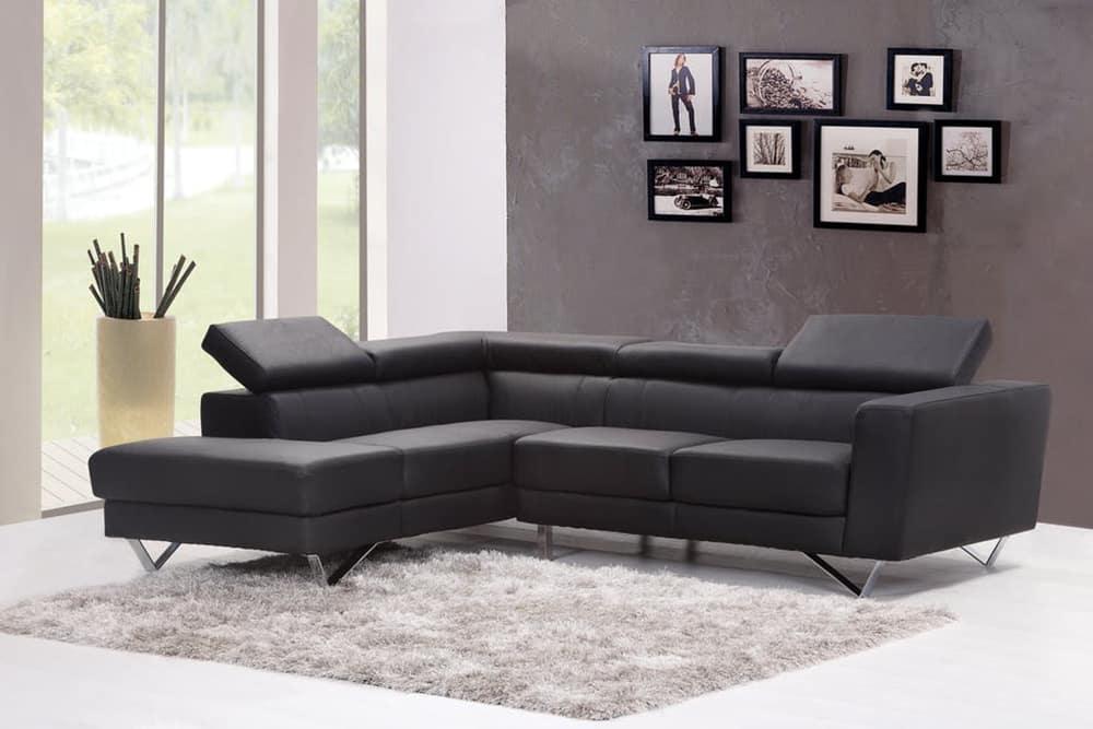 Un seul canapé d'angle ou plutôt deux canapés ?