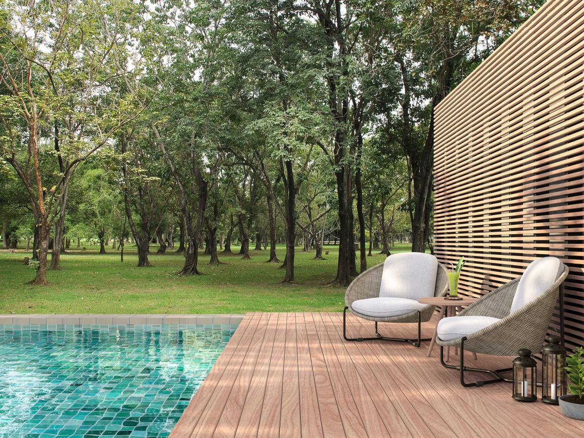 meilleure piscine terrasse bois