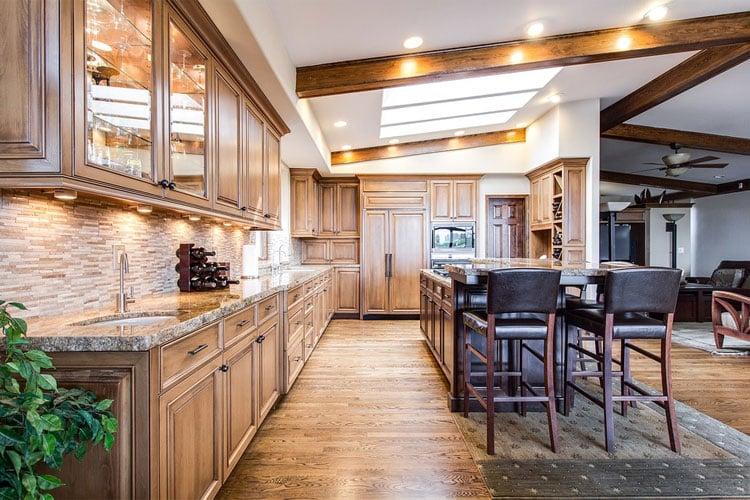 Quelle est la hauteur idéale pour un plan de travail de cuisine