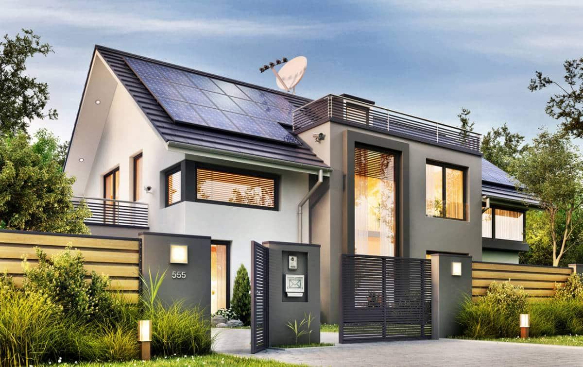 types de panneaux solaire maison