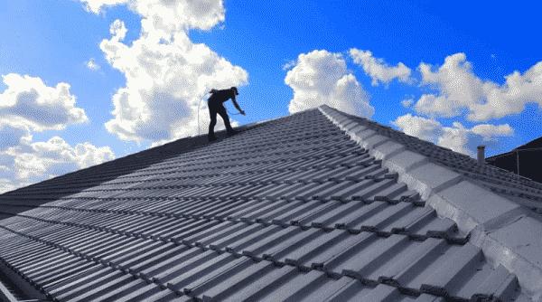 nettoyer le toit
