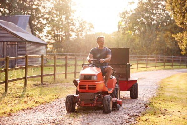 meilleur tracteur tondeuse