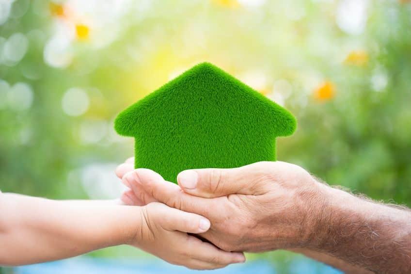 protéger l'environnement grâce à la rénovation globale