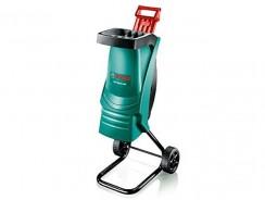 Bosch AXT Rapid 2000 0600853500 : le broyeur de branches le plus transportable