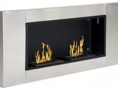 Homcom design Bauhaus : pourquoi choisir cette cheminée éthanol?