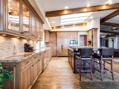 Quelle est la hauteur idéale pour un plan de travail de cuisine?