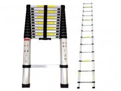 Todeco 3.8 mètres : test et avis de la rédaction sur cette échelle télescopique