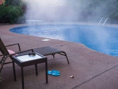 Avantages d'un chauffage de piscine