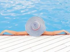 Eau salée ou piscine au chlore