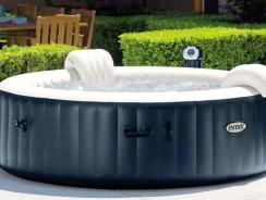 Intex L&G FR 28406EX : le meilleur jacuzzi de jardin ?