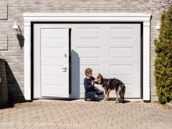Prix et guide d'achat de la porte de garage avec portillon