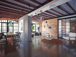 Rénovation : 3 idées pour un loft parisien